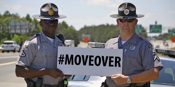 Move-Over Law Sting Operation (You Won't Believe How Many People They Caught)