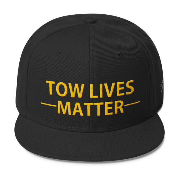 Tow Lives Matter Hat (Snap-Back)