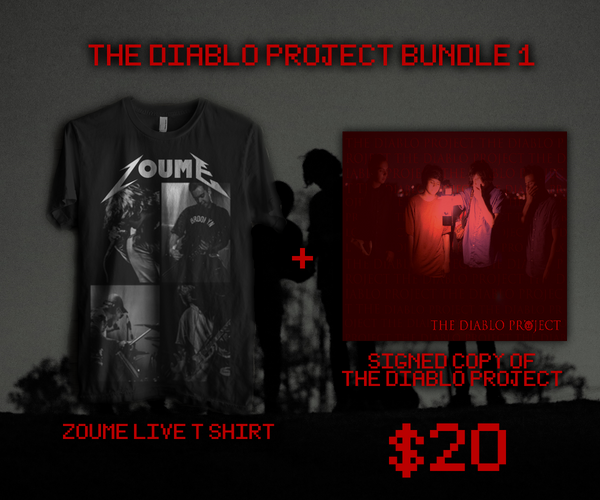 The Diablo Project BUNDLE 1