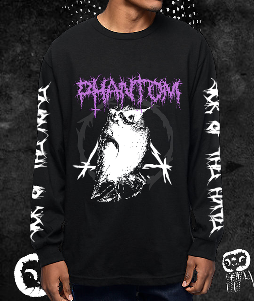 PHANTOM Long Sleeve Shirt