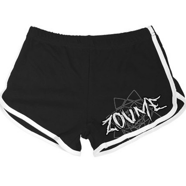 Zøume Black Heart shorts 🖤