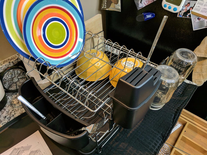 NY Mag & Reviewed.com vote our dish rack best!