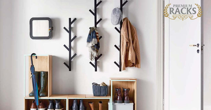 PremiumRacks Mounted Coat Rack New Animated Video