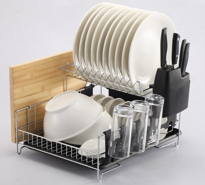 "Amazon partner TechnoBuffalo votes Premium Racks Professional Dish Rack ""Best Large Dish Rack"""