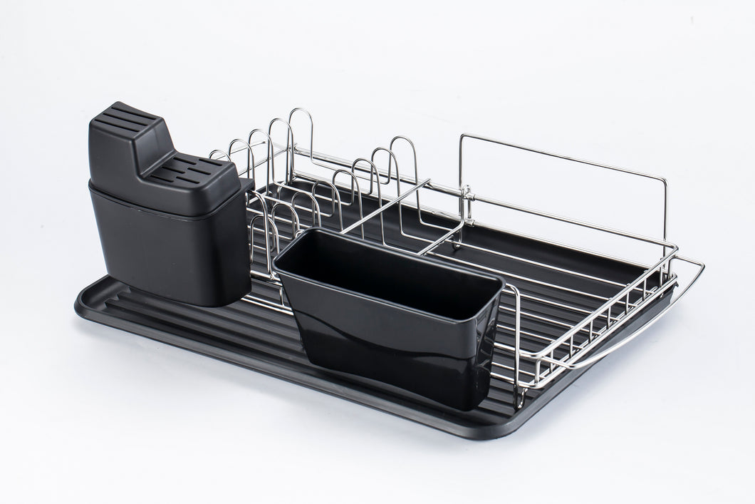 ... PremiumRacks In Sink Dish Rack   304 Stainless Steel   Adjustable    Multipurpose ...