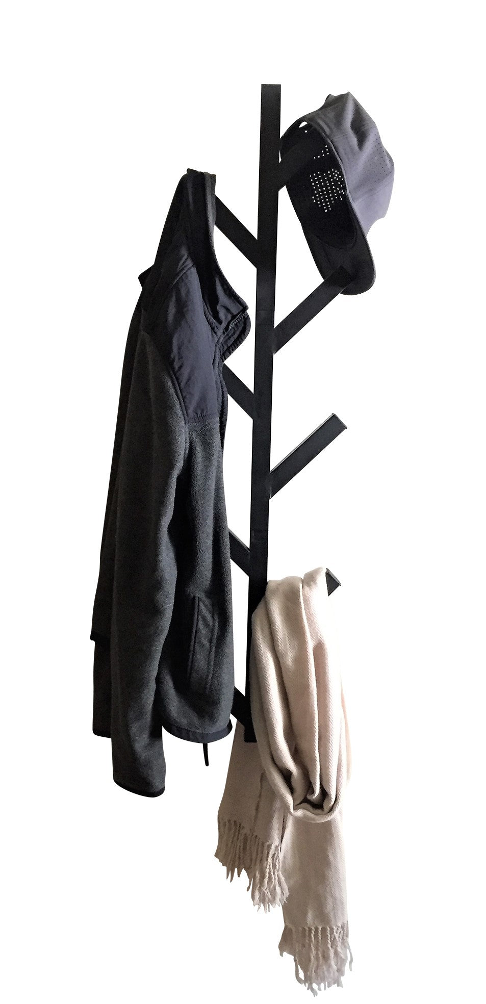 Premiumracks Coat Rack Amp Hat Rack Modern Design Wall