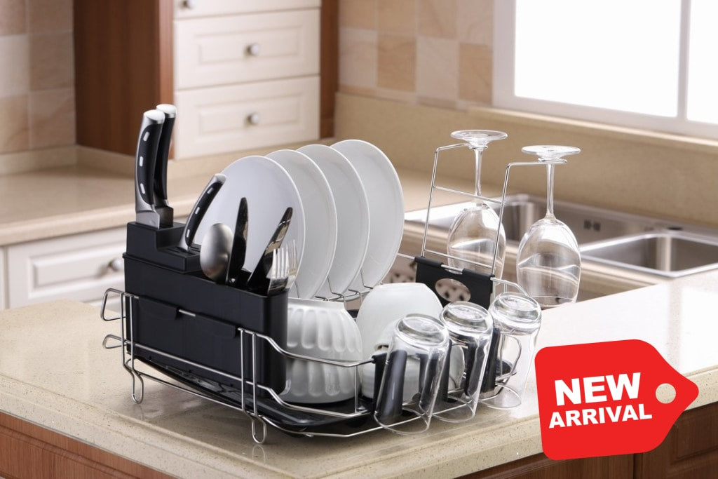 New Premiumracks Countertop Dish Rack Perfect For