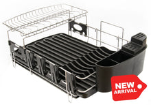 New---Premiumracks Large Professional Dish Rack - 304 Stainless Steel Capacity Modern Design Dish