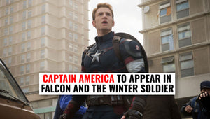 Chris Evans as Captain America may appear in The Falcon & the Winter Solider