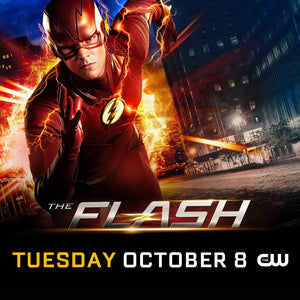 The Flash Season 5 premiere October 8th