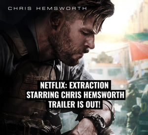 Netflix releases the trailer for Extraction starring Chris Hemsworth