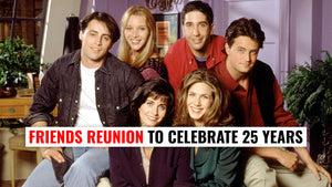 Friends are planning a reunion to celebrate 25 Years
