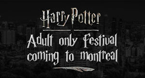 An inspired Harry Potter Festival is coming to Montreal