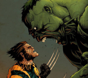 Wolverine Vs Hulk movie in the work by Marvel Cinematic Universe