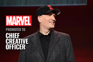 Kevin Feige promoted to Marvel Chief Creative Officer