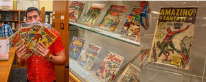 The world's largest comic book collection at the University of South Carolina