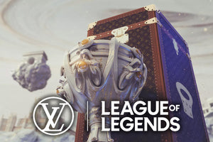 Louis Vuitton partnering with Riot Games / Leagues of Legends for World Championship