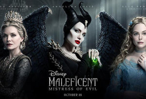 Maleficient: Mistress of Evil out in Theaters October 18th