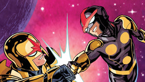 Marvel's Nova said to debut in Phase 5 of MCU