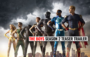 The Boys Season 2 Teaser Trailer