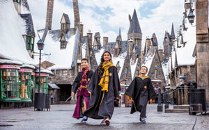 Win a Harry Potter Experience trip of a lifetime!