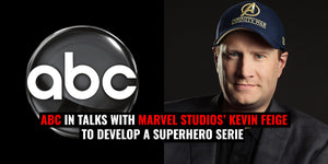ABC in talks with Marvel Studios' Kevin Feige to develop a Superhero Serie