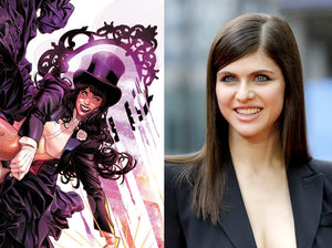 Alexandra Daddario to play Zatanna from DC Comics