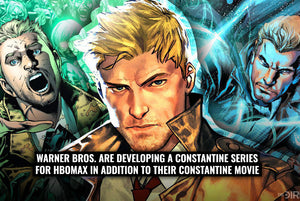 Warner Bros. are developing a Constantine Series for HBO Max in addition to their Constantine movie