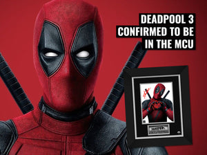 Deadpool 3 confirmed to be in the MCU.