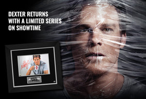 Dexter returns with a limited series on Showtime