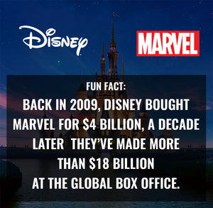 Was it a good move for Disney to buy Marvel?