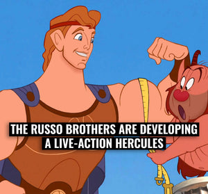 The Russo Brother are developing a live-action Hercules