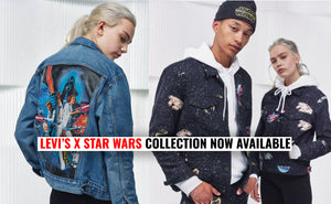 Levi's collabs with Star Wars for Fall 2019 Collection