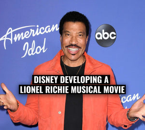 Disney is developing a Lionel Richie musical movie