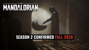 The Mandalorian Season 2 confirmed!