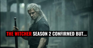 Season 2 of The Witcher has been confirmed but....