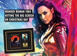 Wonder Woman 1984 hitting the big screen on Christmas day