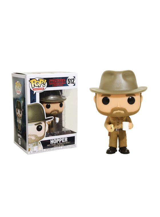 STRANGER THINGS - HOPPER Pop