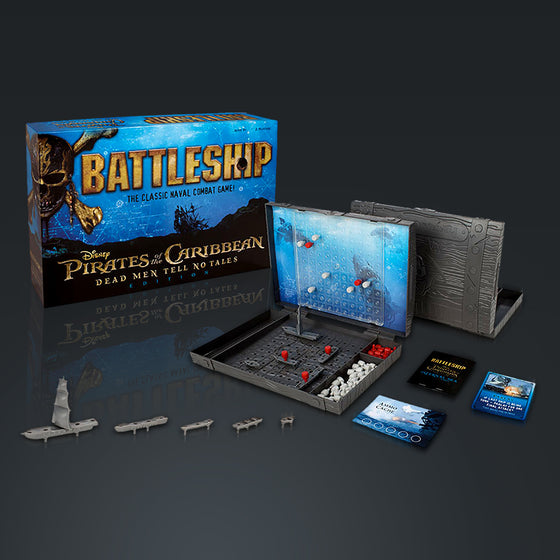 PIRATES OF THE CARIBBEAN-  PREMIUM COLLECTOR'S EDITION BATTLESHIP