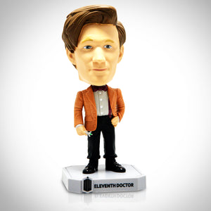 'DOCTOR WHO - DOCTOR 11' WACKY WOBBLER DR WHO 11th DOCTOR