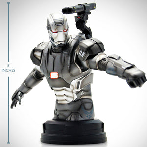 Marvel War Machine - Vintage 2013 Gentle Giant Limited Edition Bust Statue