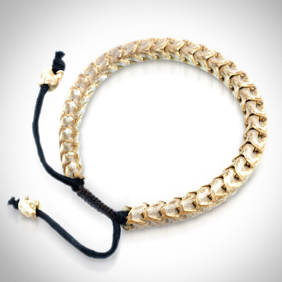 Authentic RATTLESNAKE BONE BRACELETS