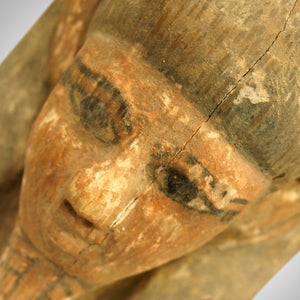 Funerary Mask - Ancient Egyptian Funerary Mask From 660-600 BC Custom Museum Display