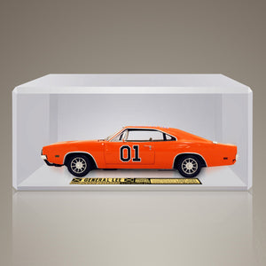 Dukes Of Hazzard - Hand-Signed 1969 Charger Die-Cast Car By Tom Wopat, John Schneider & Catherine Bach