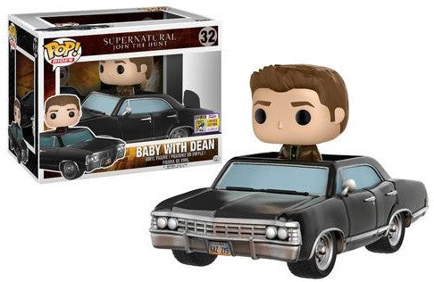 'SUPERNATURAL - BABY WITH DEAN - SDCC Hot Topic EXCLUSIVE' Pop