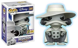 Darkwing Duck Negatron GITD SDCC Exclusive Funko Pop!