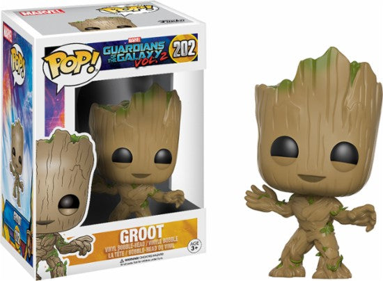 BABY GROOT GUARDIANS OF THE GALAXY Pop