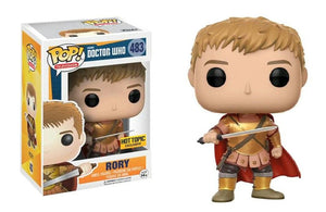 Doctor Who Rory - Hot Topic Exclusive Funko Pop!