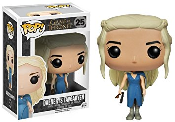 GAME OF THRONES MHYSA DAENERYS Pop