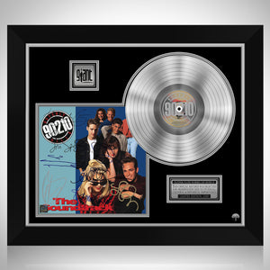 90210 - Soundtrack Platinum LP Limited Signature Edition Studio Licensed Custom Frame